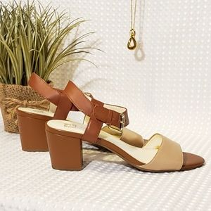 Anne Klein Petrona Ankle Strap Heels